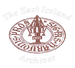 The East Iceland Archives